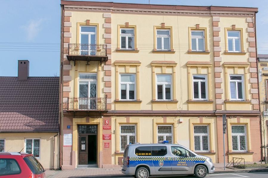 Budynek nr 5 Urzędu Miasta